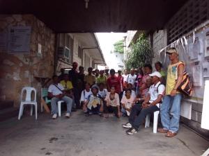 HRD warten wieder einmal - erfolglos - auf Anhörung im Agrarreformministerium