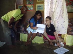 MRV auf Hacienda Anita stoßen immer wieder auf Probleme bei der Umsetzung ihrer Rechte auf Land