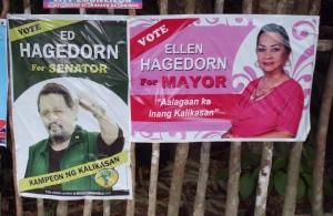 Familie Hagedorn auf Palawan