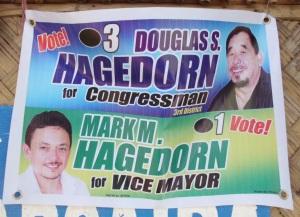 Familienclan Hagedorn, Palawan