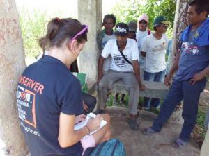IPON Observer sprachen mit den HRD über ihre Strategie der Landbesetzung