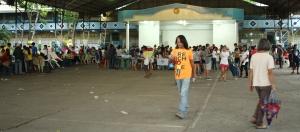 Wahlen auf den Philippinen, IPON vor Ort
